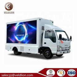工場価格P10トラックを広告している屋外の固定LEDスクリーン表示ヴァンLED