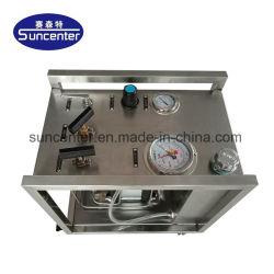 Het nieuwe Systeem van de Pomp van de Injectie van de Hoge druk van Suncenter van de Aankomst Lucht Gedreven Chemische voor Injectie