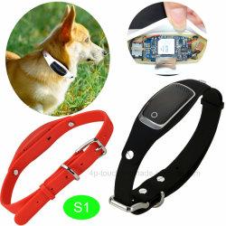 Imperméable IP65 Nouvelle arrivée Animal Pet Tracker GPS S1