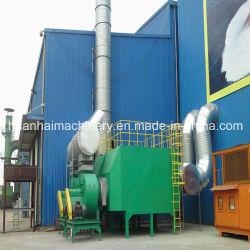 Machines de production de charbon activé