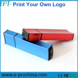 Logotipo do laser 1-32GB Unidade Flash USB de alumínio (ET035)