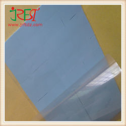 Heat Conduction Silicone Film with 1mm Thickness