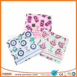 Polyester Square de l'impression au bandana transparente