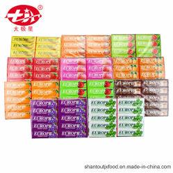 11 Kauwgom van de Kop van het Dienblad van het Karton van aroma's de Europese