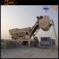 도로 공사를 위한 300ton/H 이동할 수 있는 이하 기본적인 토양 섞는 플랜트