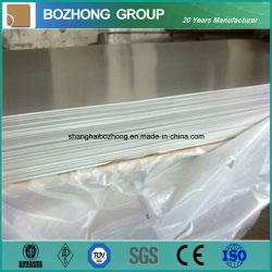 2024 T3 Boa qualidade de acabamento espelhado em liga de alumínio, placa de folhas