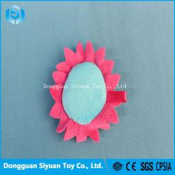 赤ん坊のための小型柔らかい詰められたプラシ天のおもちゃの花