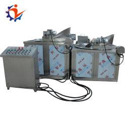 Automatische Kohle-Verbrennungswärme-Übergangsöl-Heizungs-doppelte bratene Maschinen-kleine bratene Maschine