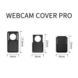 Protecção da câmara de alta qualidade da tampa da Webcam
