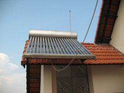 Collettore termico solare di pressione bassa dell'acciaio inossidabile