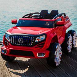 電気リモート・コントロール二重シートの子供車