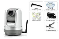 1/3 Sony CCD Pan / Tilt IP-PTZ Ifrared WiFi Kamera (IP-108HW)