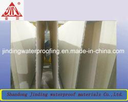 Membrana impermeabile autoadesiva Pre-Applicata dell'HDPE per il bacino idrico/l'estrazione mineraria