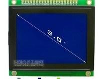 128X64 Punktematrix-Grafik LCD-Bildschirmanzeige-6:00 Betrachtungs-Winkel-Baugruppe