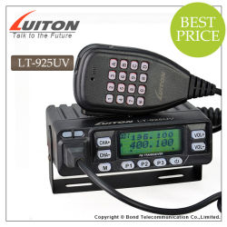 Pequeño tamaño de 25W Radio Lt-925Móvil de Radio en forma de coche UV