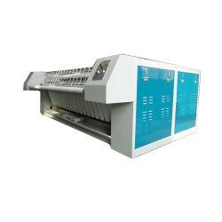 Industrielle Bedsheet-Tisch-Tuch-Kalender Flatwork Rolle Ironer/Wäscherei-Leinenzylinder-Bügelmaschine 3000mm erhitzt von Steam /Electricity /LPG für Hotel