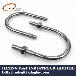 201/202/304/316 (A2/A4) П-образные болты из нержавеющей стали
