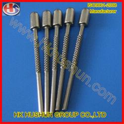 Bujão redondo Custom pinos metálicos com isolamento (HS-BS-030)