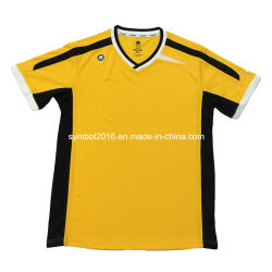 Camisola de futebol de estilos populares de desportos de símbolo de stock ou encomendas personalizadas