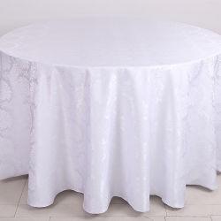 Usine de couleur blanche de gros de la collecte de l'hôtel Hôtel Chiffon de table