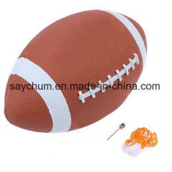 Calcio & Rugby Soft standard PU espanso Calcio americano Palla Rugby Squeeze Ball Bambini Adulti