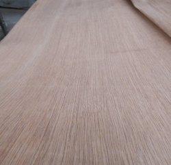 Coupe rotative naturelle PA Okoume Bng Plb Keruing face pour le contreplaqué en bois de placage