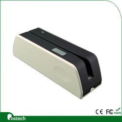 Menor de 3 vias do leitor de cartão magnético USB Encoder