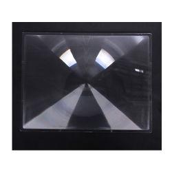 812*890 mm Cross-Sections curvos lente Fresnel de colectores solares