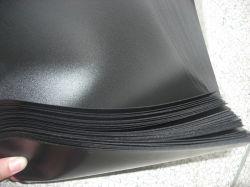 Resistencia al fuego negro espuma espuma de polietileno IXPE XPE