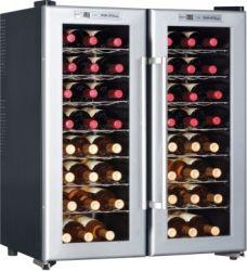 Resfriador de vinho de usinas termelétricas para promoção 72garrafas