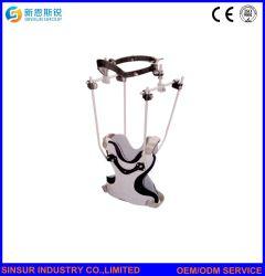 Medische halo-Vest van het Gebruik van de Stekel van het ziekenhuis het Cervicale