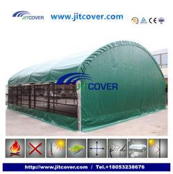 Grande capacité de type atelier temporaire à usage intensif du bétail-333315JIT tente (T)