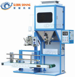 Global Shining 20 50kg de sels de bain machine de conditionnement