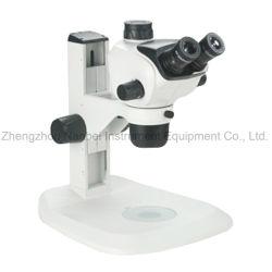 Zoom de reparação electrónica de Laboratório Digital microscópio estéreo