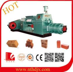 máquina para fabricação de tijolos Verde automática de tijolos de argila do solo (JKR40/40-20)