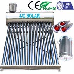 Verwarmer van het Water van de Boiler van het Systeem van de Zonne-energie van de ZonneCollector van de Buis van de lage Druk de niet-Onder druk gezette Vacuüm Zonne