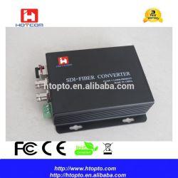 1-Channel 3G/HD-Sdi Video Converter +1 Reverse RS485 Data zu Fiber Converter