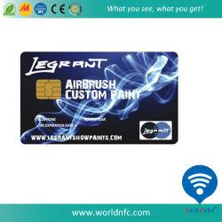 Hoogwaardige PVC Sle4418 RFID Smart Chip Contact IC-kaart