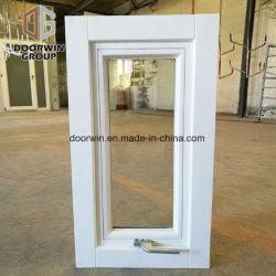 نافذة السفا أعلى العلامة التجارية سيليكون ومانع تسرب EPDM، نافذة من خشب السنديان الصلب/خشب الصنوبر عالية الجودة على الطراز الأوروبي
