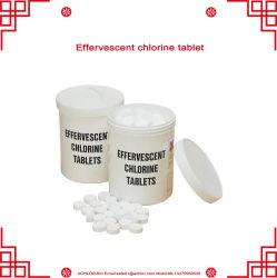 De Tabletten van de Chloor SDIC, de Bruisende Tablet van Disinfecatant van de Oppervlakte van het Milieu