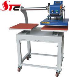La CE aprobó la sublimación prensa caliente máquinas de impresión Camiseta de maquinaria para la venta