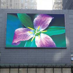 SMD светодиодный дисплей P10 для использования вне помещений фиксированной установки наружной рекламы