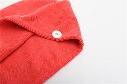 Capuchon Hair-Drying en microfibre
