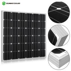 Solars mono PV 160W 170W 180W Solar Cell Solar Panel