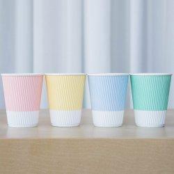 8 унции/12oz /16oz колебания пластину бумаги чашка для горячих напитков