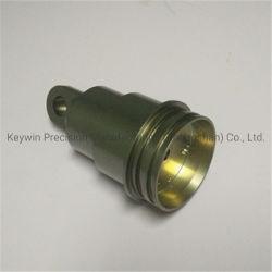 De aangepaste Hoge Precisie CNC die van het Aluminium/van het Roestvrij staal/van het Messing Delen/Machinaal bewerkte Delen/de AutoDelen van Delen machinaal bewerken/Verlichting