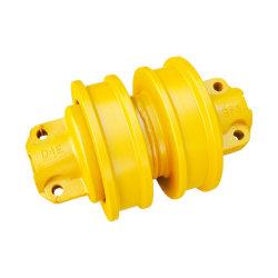 Pièces de bulldozer bouteur inférieur pour le rouleau inférieur D30A-15 le galet de chenille