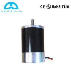 Longue durée de vie élevée électrique CC sans balai Powerelectric Phase unique du ventilateur de mini moteur servo pour FFU/lave-vaisselle/outil d'alimentation/Aspirateur/main/viande de mixage d'une meuleuse