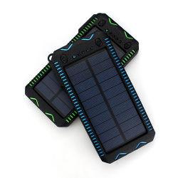 2019 Potência móvel mais recente 10000mAh, carregador da bateria portátil de alta qualidade com LED