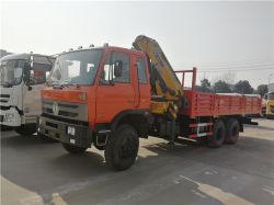 Dongfeng 6X4 10 Tonnen-Kran-LKW für Verkauf mit Fabrik-Preis
